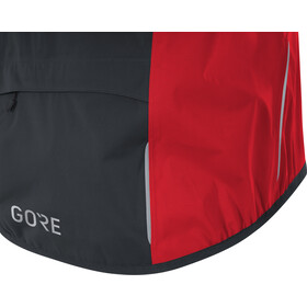 GORE WEAR C5 Gore-Tex Active Chaqueta Hombre, red/black